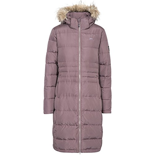 Trespass Damen Phyllis Down Jacket Dusty Heather L -