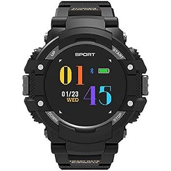 NO.1 F7 Reloj inteligente en tiempo real con monitor de ...