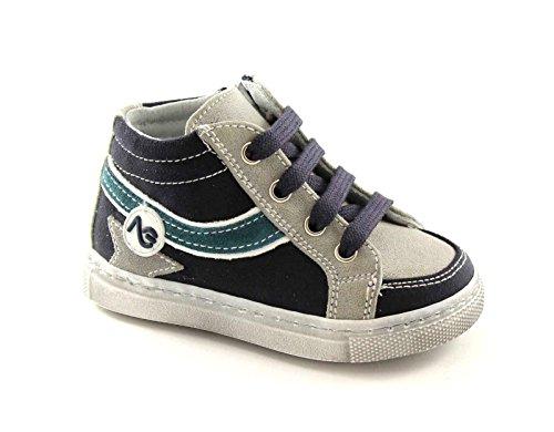 Black Jardins Junior 23741 BL bébé Espadrille de Chaussures mi Postal 19