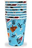 Doctor Who 200ml Party Ware Paper Cups (Pack of 8)