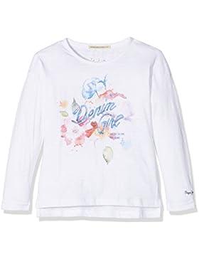 Pepe Jeans Adalie Jr, Camiseta Para Niñas