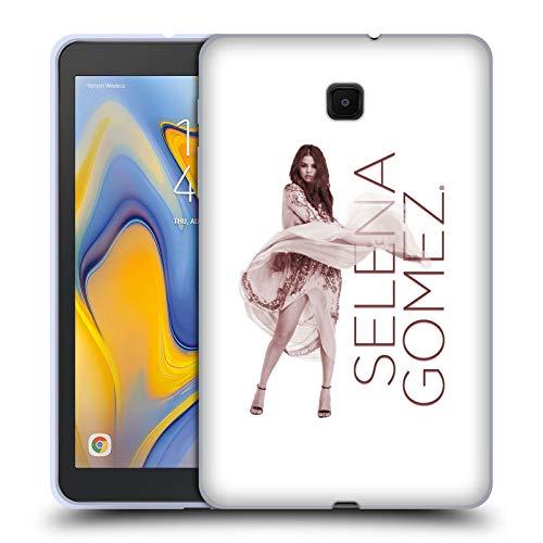 Head Case Designs Offizielle Selena Gomez Tour 2016 Bilder Revival Soft Gel Huelle kompatibel mit Galaxy Tab A 8.0 (2018) - Bilder Selena