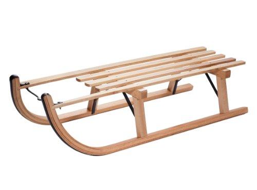 Luge en bois, 100 cm