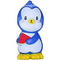 Wawer Squishies Pinguin langsam steigende Creme duftende Squeeze Stressabbau PU Spielzeug