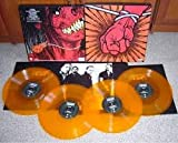 ST Anger. 4 LP Vinyl Box set 180Grs. ORANGE VINYLS. LIMITED TO 1000 COPIES.