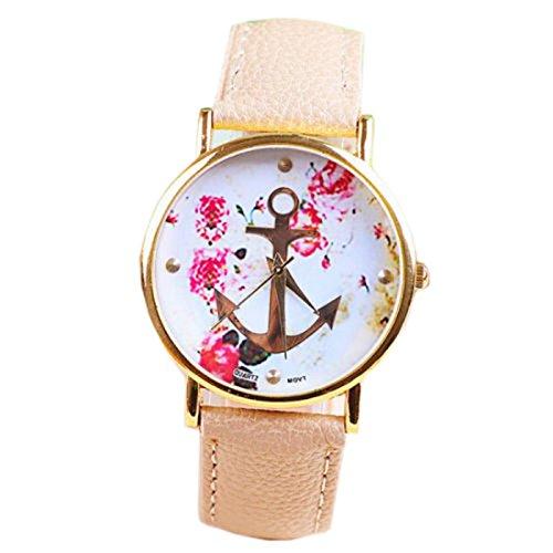 vovotrader-pelle-delle-donne-stampato-floreale-anchor-orologio-vestito-da-polso-marrone-chiaro