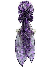 42d244d24d8 FocusCare la chimio turban pour les femmes cancer confortable tissu  coiffure en bambou