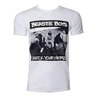 Beastie Boys Check Your Head T-Shirt - Small Herren
