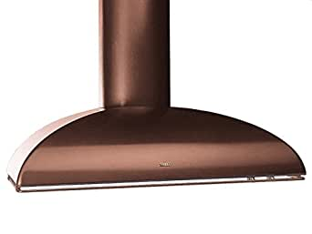 smeg ks89rae wand dunstabzugshaube kupfer dunstabzug umluft haube wandesse 90cm. Black Bedroom Furniture Sets. Home Design Ideas