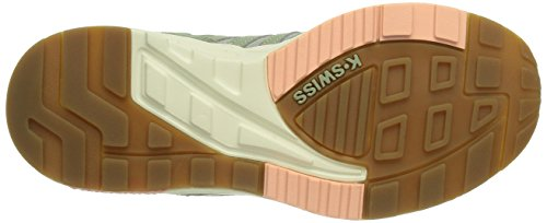 K-Swiss Sneakers Basses Femme Canteen/Peach Nectar/Antique White