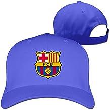 huseki TLK Fashion Barcelona Logo Unisex Gorra de béisbol Adult tiene Ash Roya lblue