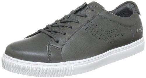 JACK & JONES PREMIUM Herren JJ Union Shoe PRM Low-top, Grau (Frost Grey), 41 EU