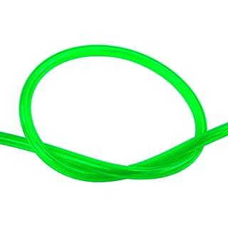 Masterkleer Schlauch PVC 13/10mm UV-aktiv Dark Green 3,3m, grün