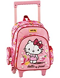 Graffiti Hello Kitty Cartable, 30 cm