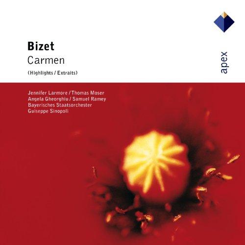 """Bizet : Carmen : Act 1 """"Près des remparts de Séville"""" [Carmen, Don José]"""