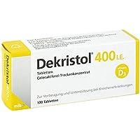 Dekristol 400 I.e. Tabletten 100 stk preisvergleich bei billige-tabletten.eu