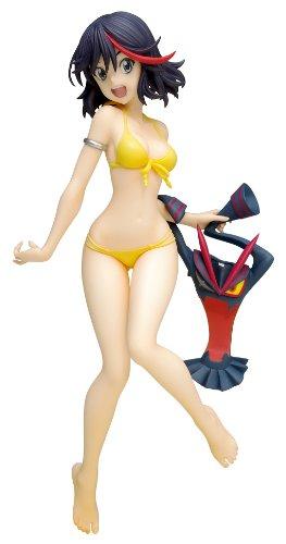 Wave BEACH QUEENS Kill La Kill: Ryuko Matoi PVC Figure (1:10 Scale)