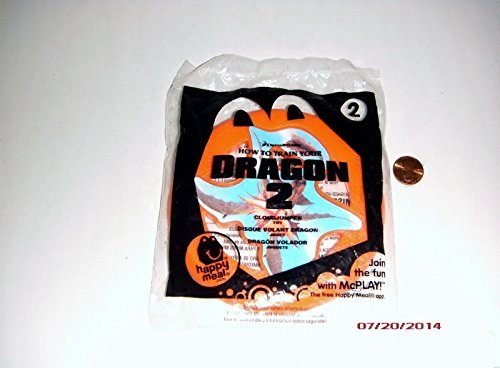 2014 McDonald's How to Train Your Dragon 2 Happy Meal Toy #2...