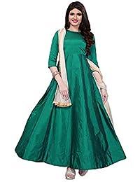 357d2ba583f Greens Women s Ethnic Gowns  Buy Greens Women s Ethnic Gowns online ...