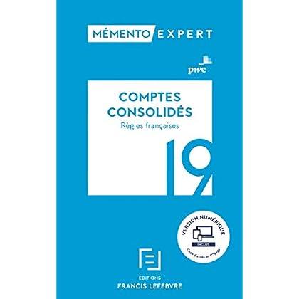 Mémento Comptes Consolidés 2019