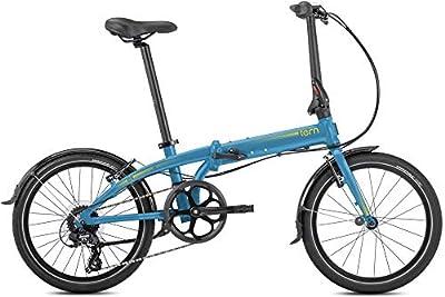Tern Faltrad Link C8 Fahrrad 8 Gang 20 Zoll Alu Kettenschaltung Shimano Ständer Schutzblech, CB19PVCO08HM0YL23