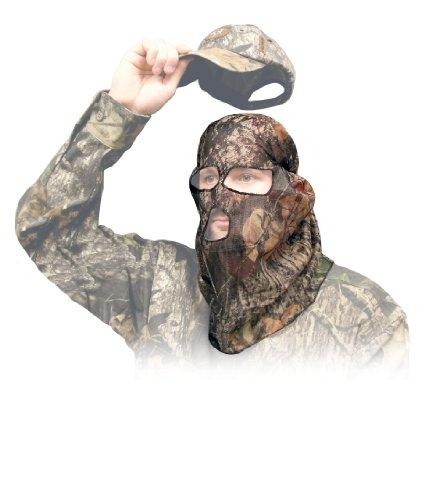 Primos Ninja Full Mesh Mask Mossy Oak Camo Hunting Shooting Fishing Ninja-mesh