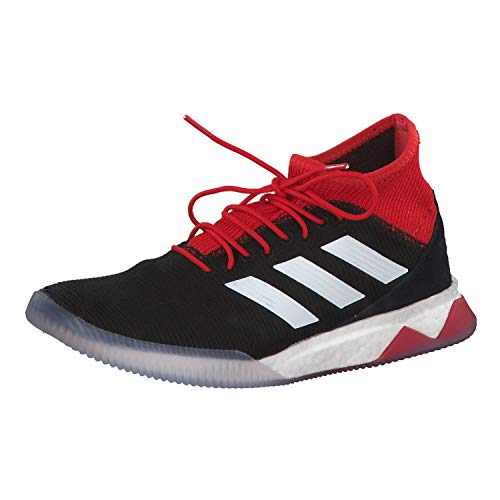 adidas Herren Predator Tango 18.1 Tr Fitnessschuhe Schwarz (Negbás/Ftwbla/Rojo 001) 42 EU