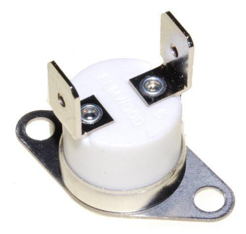 Thermostat Thermische Überlastung Schoner (TOC) Universal 220c grad, Bi Metallisch, N/c, Offenes at 220 11deg c , 10A, 6.3mm Tab Anschlüsse, Verwendet Auf Rangemaster 90 & 110 Kocher -
