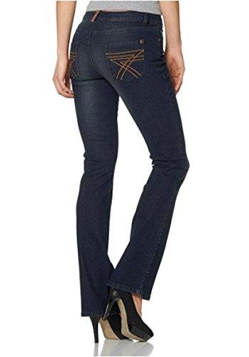 Jeans Copper Damen von Arizona Blue Blacl