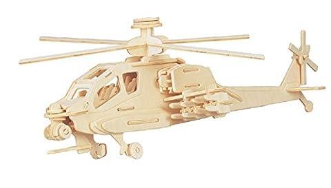 Apache - Woodcraft Construction Kit