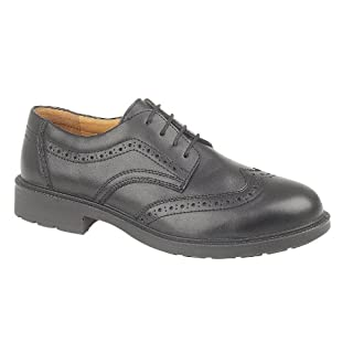 Amblers Steel FS44 Safety Brogue / Mens Shoes / Safety Shoes (13 UK) (Black)