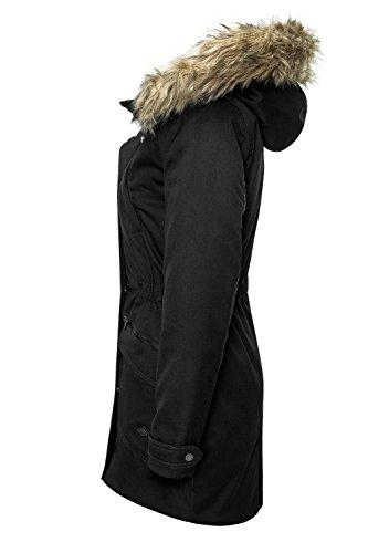 Only jacket Onlnew Sophia parka jacket Black