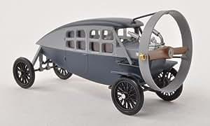 Leyat Hélica, dunkelgris/gris, 1923, voiture miniature, Miniature déjà montée, Rio 1:43