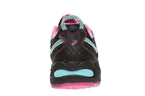 Asics Damen Memuro T56RQ-9770 Pink / Schwarz