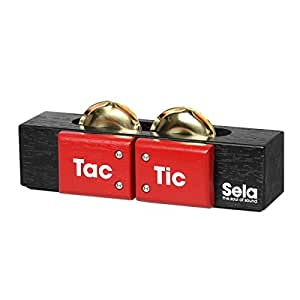 Sela SE 055 Tac Tic ultimative 3-in-1 Multi-Percussion-Instrument