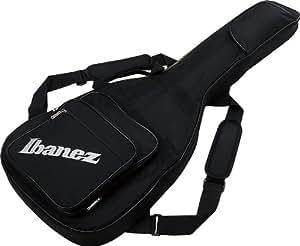 ibanez igb510 bk power pad gig bag for electric guitar musical instruments. Black Bedroom Furniture Sets. Home Design Ideas