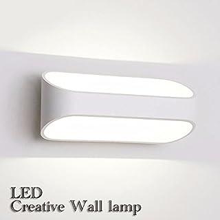 2017 Mode, Kreative LED Wandleuchte Up Down bogenförmiges Wandleuchte 5W AC 110 V-260 V für Schlafzimmer/Flur/Wohnzimmer, 16 CM 5 W neutralen Licht