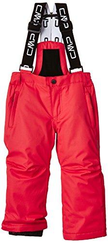 cmp-3w15994-pantalon-de-ski-pour-garcon-fille-rouge-campari-taille-152