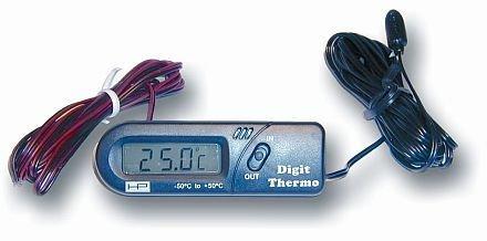 Hp Sterne (HP 30521 Thermometer, Außen-/Innenraumtemperatur)