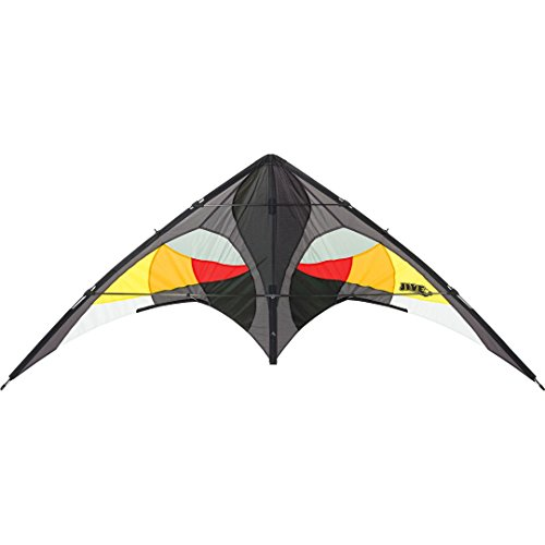 HQ Lenkdrachen Jive III Eruption Allround Sport Kite Dr… | 04031306719552