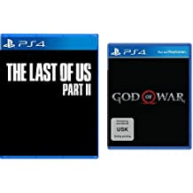 The Last of Us Part II [PlayStation 4] & God of War - [Playstation 4]