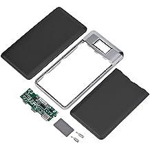 Hanbaili 30000mAh portátil de carga rápida 3.0 USB / Type-C / Micro USB Power Bank batería externa para iPhone Samsung Android