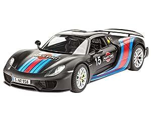 Revell - 07027 - Porsche 918 Spyder - Weissach Sport - 120 Pièces - Échelle 1/24