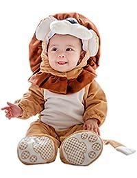 Bekleidung Tiere,Kleinkinder Animal Kostüm Jumpsuit Winter Halloween Cosplay Strampler Bekleidung
