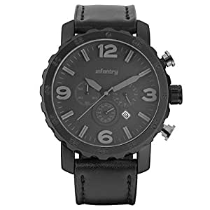 infantry herren analoges quarzwerk uhr outdoor chronograph. Black Bedroom Furniture Sets. Home Design Ideas