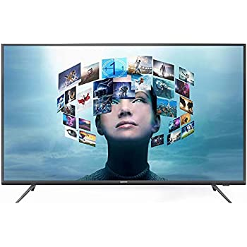 Sanyo 138.8 cm (55 Inches) 4K UHD IPS LED Smart Certified Android TV XT-55A081U (Dark Grey)