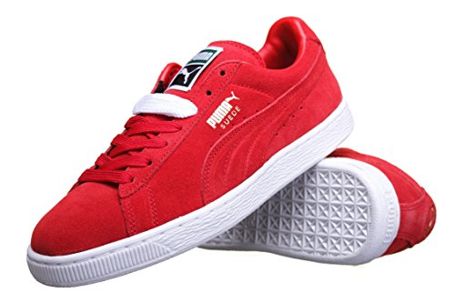 Puma Classic, Baskets Basses Homme High Risk Red