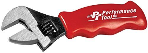 Performance Tool 2015520,3cm Stubby Verstellbarer Schraubenschlüssel