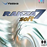 #3: Yasaka RAKZA 7 SOFT Table Tennis Rubber - Max