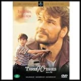 Three Wishes [DVD] [1995] [ALL region] [Import] - Patrick Swayze, Mary Elizabeth Mastrantonio, Joseph Mazzello, Seth Mumy, Davi